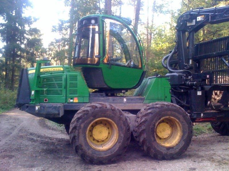 John Deere 1510E - VMD Forest Machinery GmbH